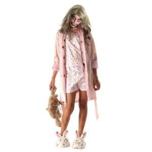 Lets Party By Rubies The Walking Dead   Pajama Zombie Child Costume