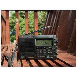 TECSUN PL 660 Portable Radio FM/LW/MW/SW/SSB/AIRBAND PLL