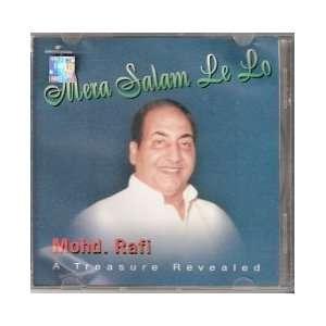 Mera Salam Le Lo: Mohd Rafi: Music