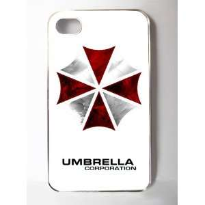 Resident Evil Umbrella Corp iPhone 4 Case: Everything Else