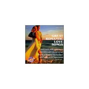 Great Romantic Love Songs Various Artists Music