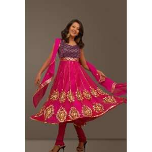 Indian/pakistani Latest Designer Bollywood Anarkali/pishwas with