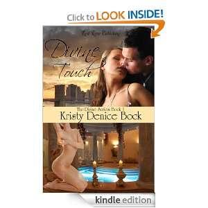 Divine Touch (The Divine Series): Kristy Denice Bock: