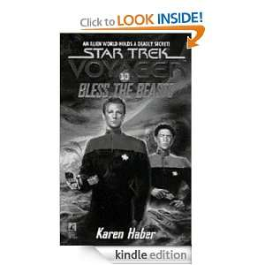 Bless the Beasts (Star Trek: Voyager): Karen Haber:  Kindle