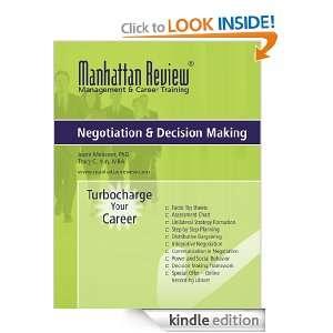 Manhattan Review Turbocharge Your Career Negotiation & Decision