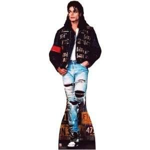 Michael Jackson Posing Life Size Stand Up