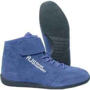 RJS Racing 20209 3 13 Blue Size 13 Low Cut Driving Shoes: Automotive