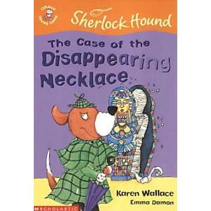 Case of the Disappearing Necklace (Sherlock Hound