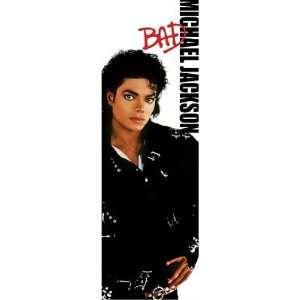 (12x36) Michael Jackson Bad Album Cover Music Poster Print