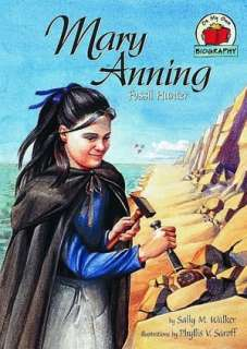 Mary Anning Fossil Hunter by Sally M. Walker, Lerner