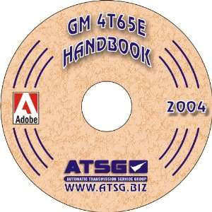 Manual (Update Manual) Automatic Transmission Service Group Books