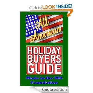 All American Holiday Gift Guide 2011 Joel Joseph  Kindle
