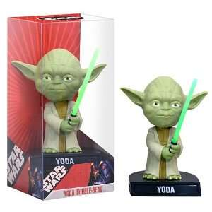 Star Wars Yoda Bobble Head Toys & Games