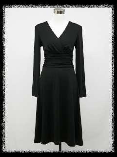 dress190 BLACK 40s 50s MARILYN MONROE STYLE ROCKABILLY RETRO VINTAGE