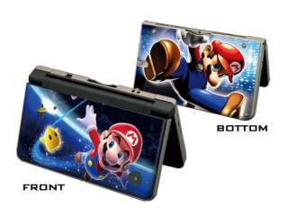 Cute Vinyl Decal Skin Sticker Decal for Nintendo DSi XL / LL Game