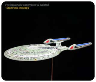 STAR TREK USS ENTERPRISE 1701 E 1/2500 SCALE SNAP KIT