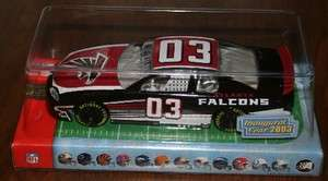 24TH SCALE ATLANTA FALCONS DIE CAST COLLECTIBLE CAR