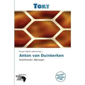 Anton van Duinkerken (German Edition) (9786138862789