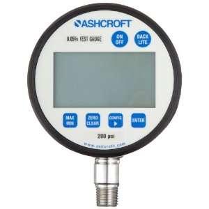 Ashcroft DPTG L0200/316X 01 Stainless Steel 316 Digital Pressure Gauge