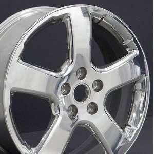 Factory Original Grand Prix 6627 OEM Wheels Fits Pontiac