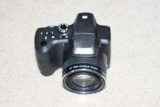 Kodak Easyshare Z981 digital camera   AS IS   Good LCD screen
