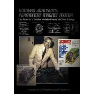 Howard Johnsons Permanent Magnet Motor Plans Movies & TV