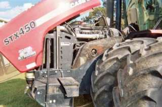 16 speed power shift transmission. There is 4500hrs on the body, and
