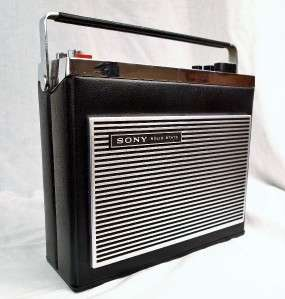 SONY TFM 8030L 3 BAND VINTAGE RADIO. HIGH QUALITY & GREAT SOUND