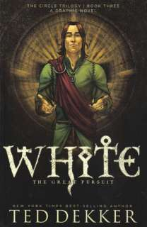 NEW Christian Teen Fiction WHITE GRAHPIC Novel (Circle Series #3
