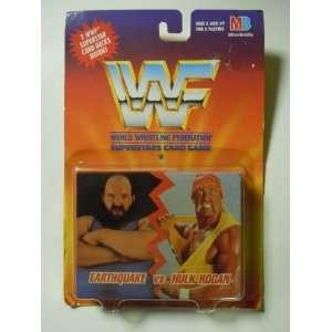 WWF   World Wrestling Federation Superstars Card Game
