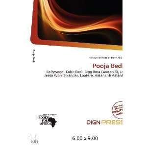 Pooja Bedi (9786200665096) Kristen Nehemiah Horst Books