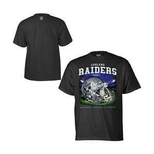 Reebok Oakland Raiders Reflection Eternal T Shirt
