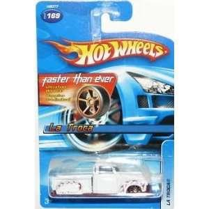 Hot Wheels La Troca Faster Than Ever #169 (2005