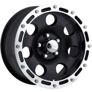American Eagle 137 17x8 Black Wheel / Rim 8x6.5 with a  4mm Offset and