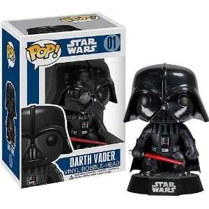 Darth Vader Pop Heroes   Star Wars   Vinyl Figure Toys