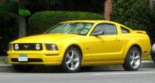 Ford Mustang Front Brake Pads Ceramic 2005 to 2009