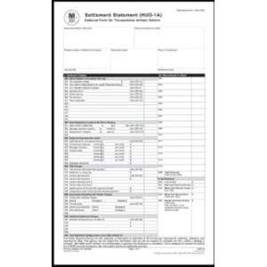 Hud 1 Excel Template