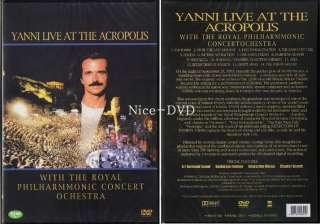 Live acropolis download the yanni dvd at