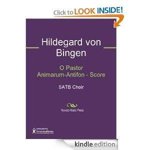 Sheet Music (Score): Hildegard von Bingen:  Kindle Store