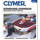 Clymer Evinrude/Johnson 2 300 HP Outboards (Includes Jet Drives and