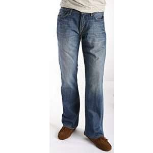 Mens Lucky Brand Jeans 227 Original Boot in Ol Observatory 36x32