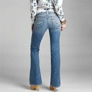 Lucky Brand Jeans Size 26 / 32 LIGHT BLUE LIL ARDENT
