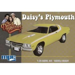 MPC PLASTIC MODEL KITS   1/25 Dukes of Hazzard Daisy Duke