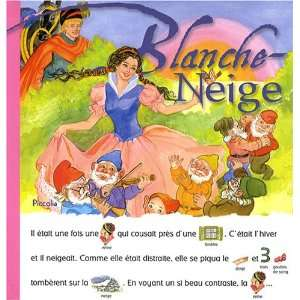 Blanche Neige (9782753009202): Collectif: Books