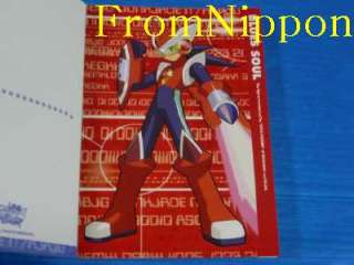 Mega Man Battle Network 4 Rockman EXE 4 Postcard Book 2004 Japan
