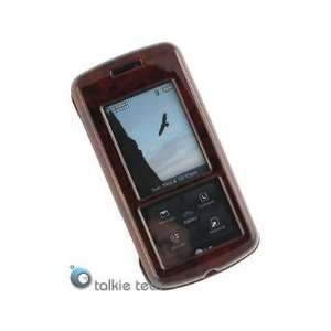 Hard Plastic Phone Design Cover Case Wood Grain For LG