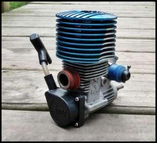 XTM 21 1/8 Scale RC Nitro Engine