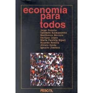 Paricia Ripoll, Ricardo Bonilla, Alvaro Zerda, Ignacio Jimenez Books