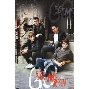 Big Time Rush   Guys   Poster (22x34)