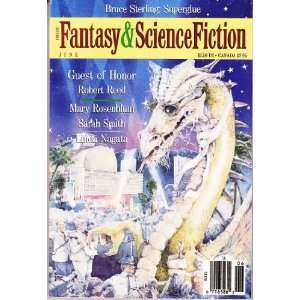F and SF 1993  June Contributors include Robert Reed. Books